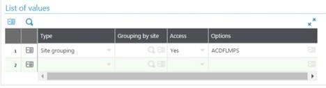 pick ticket security in Sage Enterprise Management (Sage X3)