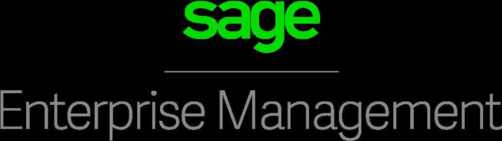 Sage Enterprise Management