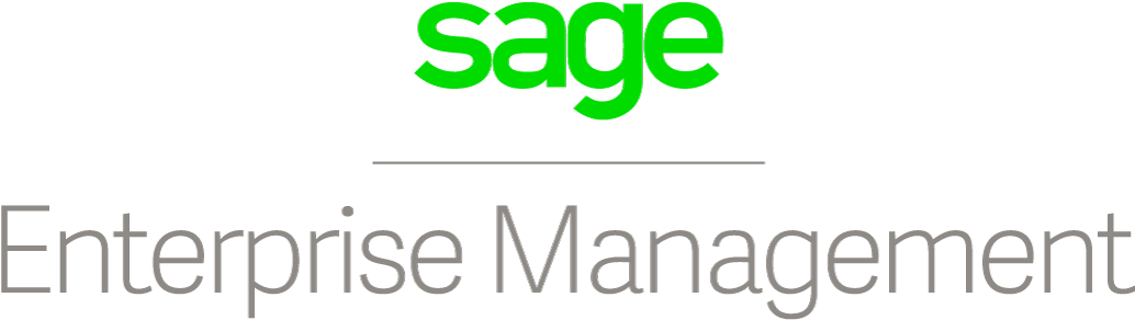 Sage Enterprise Management