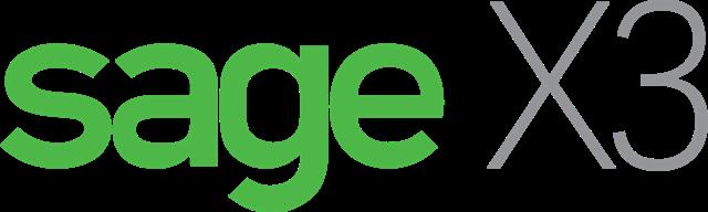 sage x3 logo